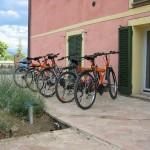 Vacanza in bicicletta e passeggiate