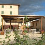 Country House Assisana con piscina idromasaggio