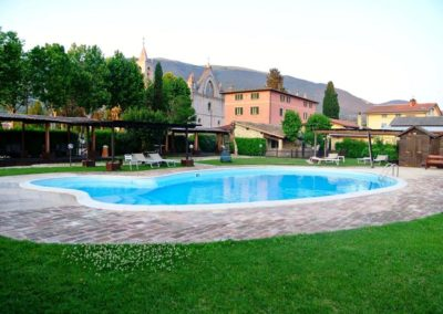 Country House a Assisi con Piscina e vasca idromassaggio